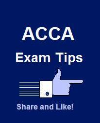 25 Tips for ACCA Exam Success